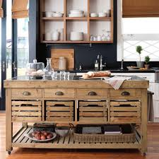 kitchen islands with wheels rustic kitchen island on wheels designs ideas and decors
