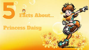 5 facts about princess daisy youtube