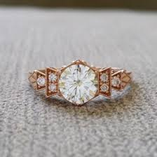 copper engagement ring copper ideas collections