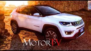 suv jeep white suv all new 2017 jeep compass l beauty shots youtube