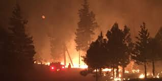 Wildfire Davis Ca by Highline Fire Near Payson A Chilling Wildfire Reminder Of Dude Fire