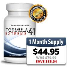 formula 41 extreme 1 proven supplement for male enhancement