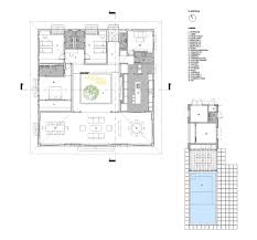 Courtyard Homes Floor Plans by Gallery Of Courtyard House Rethink Studio 14 Courtyard House