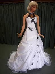 robe de mari e noir et blanc robe de mariée pas cher noir et blanc meilleure source d
