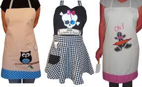 cadeau cuisine femme tablier de cuisine femme original fashion designs