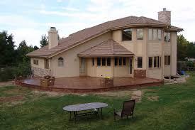 Backyard Stamped Concrete Patio Ideas by Stone Texture Stamped Concrete Cost Stamped Concrete Patio