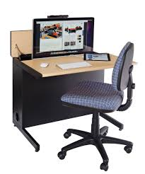 best computer desk design furniture cool home office room design with cornered brown wooden