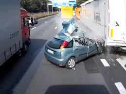 driver in belgium survives the most deadly of crashes the