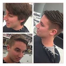 good hairstyles for men or shaved side hairstyles for boys