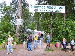 Girdwood Alaska Map by Girdwood Forest Fair Great Summer Music U0026 Arts Festival
