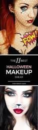 Halloween Mummy Makeup Ideas Best 25 Best Halloween Makeup Ideas On Pinterest Haloween