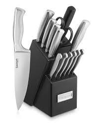 what is the best set of kitchen knives best paksh cuisinart wooden kitchen knife block set 15