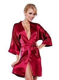 robe de chambre en satin pour femme robe de chambre homme les bons plans de micromonde