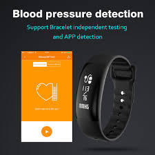 bracelet sleep tracker images Fornorm heart rate monitor smart bracelet fitness tracker wristband sp jpg