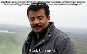 Black Science Man Meme - sci science math