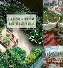Garden Pics Ideas 31 Amazing And Inspiring Rooftop Garden Ideas Gardenoid