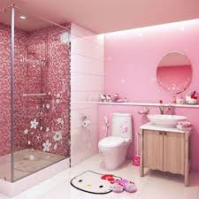 teenage girls bathroom glamorous girls bathroom design home