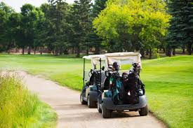 golf cart etiquette and rules