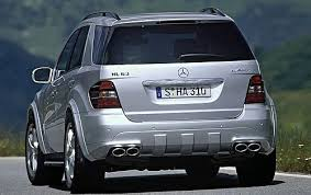 mercedes ml 63 used 2007 mercedes m class ml63 amg pricing for sale edmunds