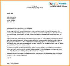 11 letter of recommendation example for employee receipts template
