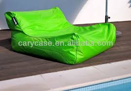 extra wide and comfort outdoor float bean bag pool side adults