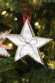 52 ornaments diy handmade tree