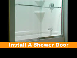 How To Install A Sterling Shower Door Sterling Plumbing At Menards