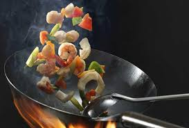 wok cuisine how to use a wok for stir frying steaming foodal