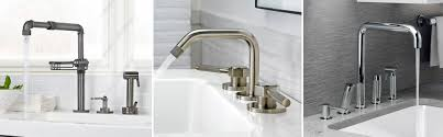 watermark kitchen faucets watermark designs introduces collections at icff 2016 icff