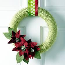 ask the same door wreath 18 diy creative ideas