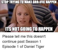 Tiger Mom Meme - 25 best memes about daniel tiger daniel tiger memes