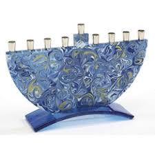 ceramic menorah menorahs and hanukkiahs for hanukkah judaica