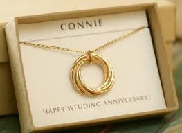 7 year wedding anniversary gift 7 year anniversary gift for necklace 7th anniversary gift