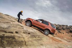 2000 land rover mpg 2017 land rover discovery review disco is back motor trend