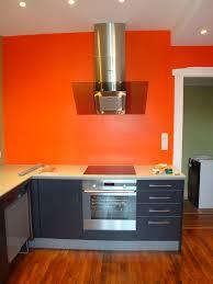 peinture orange cuisine peinture cuisine orange meilleur de décoration peinture cuisine