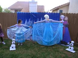 frozen birthday party invite decorations and games frozen