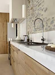 cuisine dans loft cuisine en chêne loft à la cagne cuisine publiée dans le