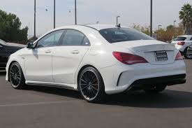 mercedes a 45 amg 4matic pre owned 2014 mercedes 4dr sdn 45 amg 4matic coupe