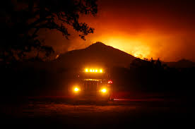 California Wildfire Evacuation Plan by Latest On Wildfires In California