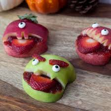 Nut Free Halloween Treats by Healthy Halloween Treats Natures Fare