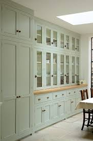 kitchen wall cabinets pictures a whole wall of bespoke fitted devol cupboards modern