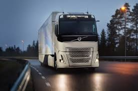 concept semi truck volvo concept truck uses hybrid power to cut fuel use emissions
