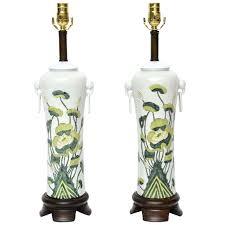 Vase Table Lamp Table Lamps Conclusion Vintage Flower Table Lamp Glass Vase
