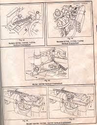 diagram briggs carb linkage diagram