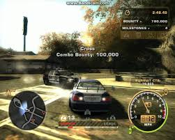 Shortest Route Map by Nfs Most Wanted Final Mission Shortest And Fastest Route 720p