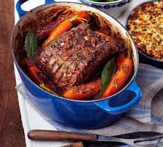 Alternative Sunday Dinner Ideas Healthier Roast Recipes Bbc Good Food