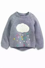 cloud sweater 2016 baby sweater princess clouds