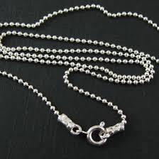 silver necklace chains wholesale images Wholesale sterling silver ball chain necklace wholesale bulk jpeg