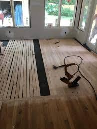oak clear grade flooring refinishing and installing san marco