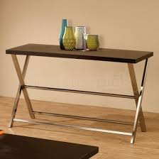 Dark Wood Sofa Table Wood Sofa Tables Light U0026 Dark Wood Console Table Styles For Metal
